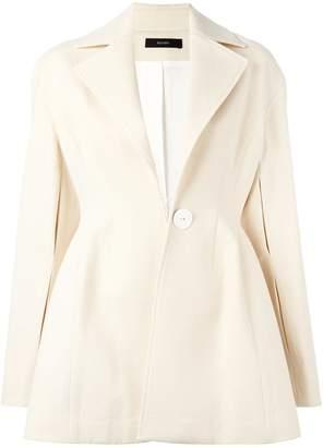 Ellery flared jacket