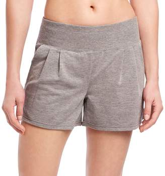 Jockey Women's Sport Slouchy French Terry Shorts