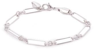 A.P.C. Timeo Chain Link Bracelet - Mens - Silver