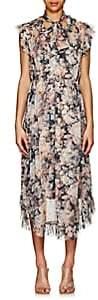 Zimmermann Women's Floral Silk Chiffon Dress