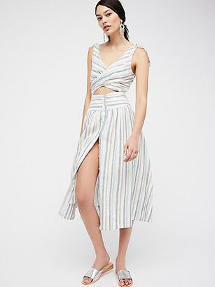 Kansas City Girl Midi Dress by Free People $148 thestylecure.com