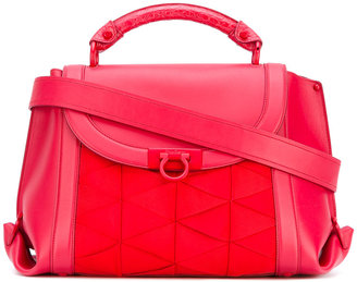 Salvatore Ferragamo 'Suzanna' shoulder bag $3,343 thestylecure.com