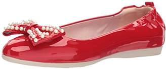 Couture Pin Up Women's Ivy-09 Ballet Flat