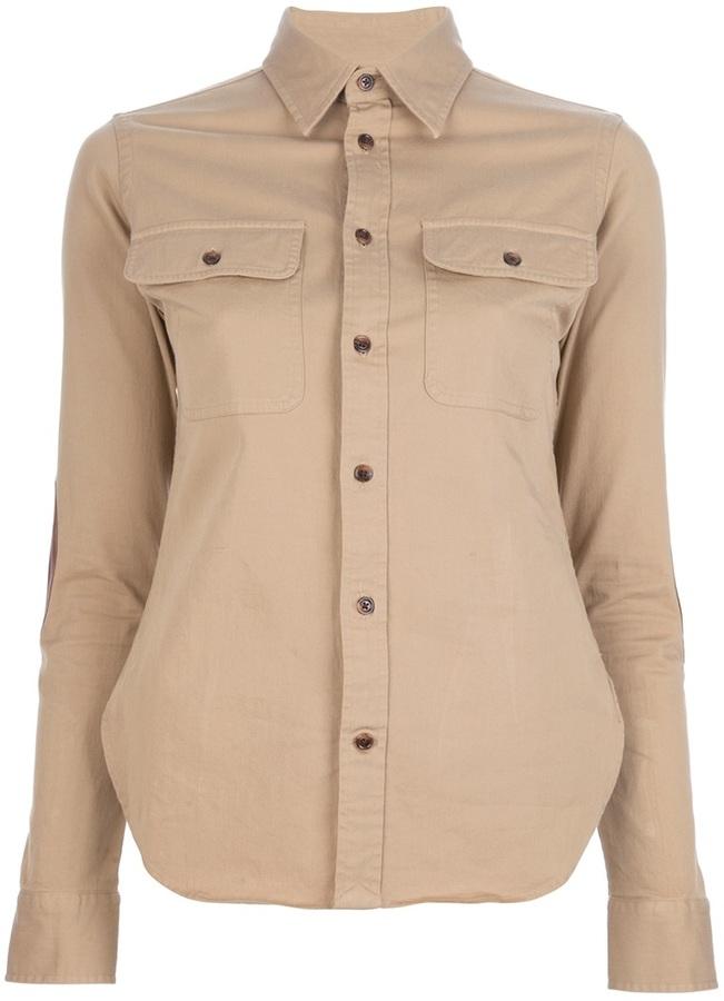 Ralph Lauren Blue Label 'Hayden' fitted shirt