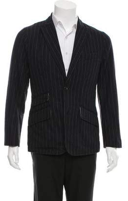 Mark McNairy New Amsterdam Cashmere-Blend Two-Button Blazer