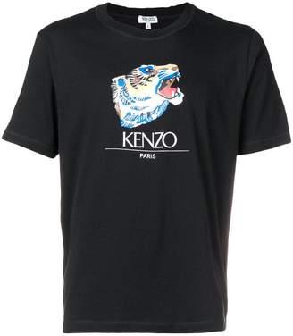 Kenzo Tiger Head T-shirt
