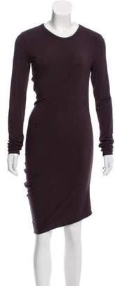 Alexander Wang Long Sleeve Knit Dress