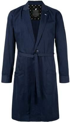 Loveless tie waist coat