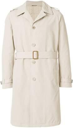 Aspesi button down trench coat