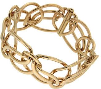 Valentino Magro 18k Looping Ribbon Bracelet