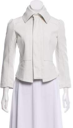 Goop G. Label Tailored High-Low Jacket
