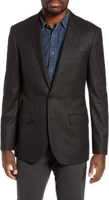 J.Crew Ludlow Regular Fit Wool Flannel Blazer
