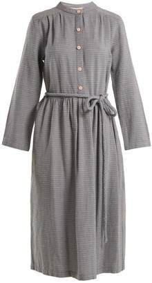 Ace&Jig Belted cotton dress