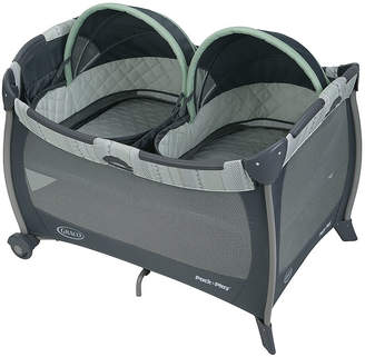 Graco Napper with Twins Bassinet Playard