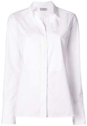 Alberto Biani concealed front shirt