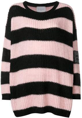 Gaelle Bonheur stripe knitted sweater