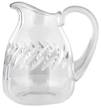 Baccarat Baccarat Beauchene Pitcher