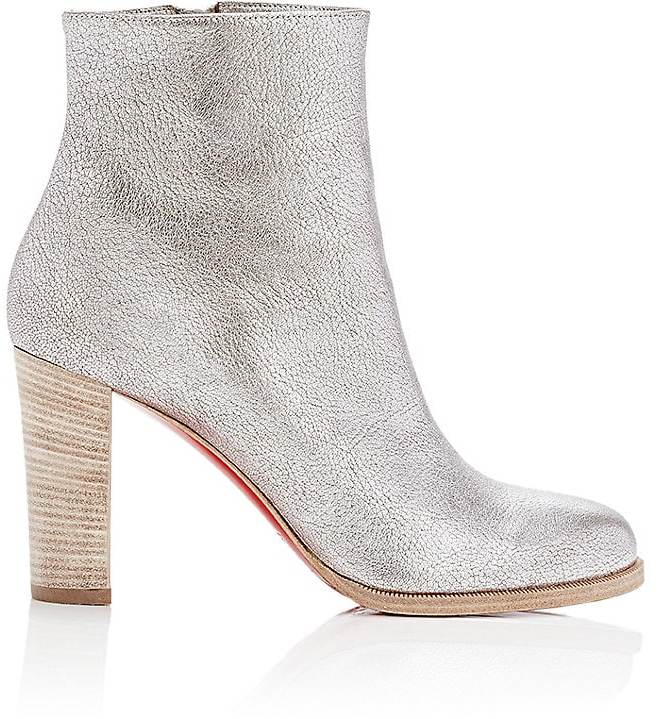 Christian Louboutin Women's Adox Leather Ankle Boots