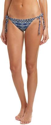 LaBlanca La Blanca Designer Tie-Side String Bikini Bottom