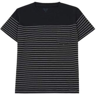 Hartford Sale - Pocket Striped T-Shirt
