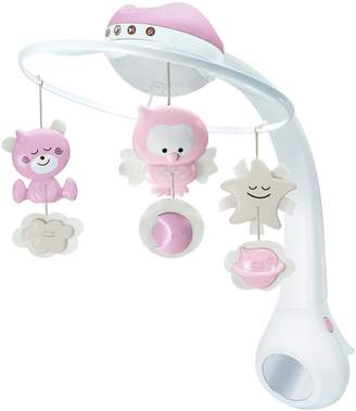 Infantino 3-in 1 Mobile -Pink