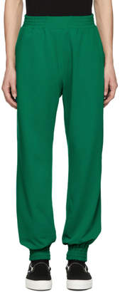 Anton Belinskiy Green Trainy Lounge Pants