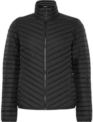 Kjus Blackcomb Water-Repellent Quilted Shell Down Jacket