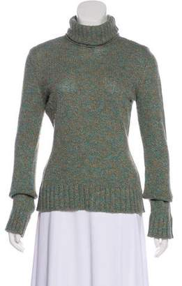 Dolce & Gabbana Turtleneck Knit Sweater
