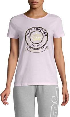 Juicy Couture Crown Logo Tee
