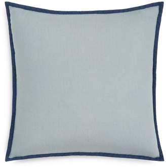 "Amalia Home Collection Reversible Linen Decorative Pillow, 18"" x 18"" - 100% Exclusive"