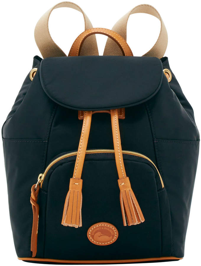 Dooney & Bourke Miramar Medium Murphy Backpack - BLACK - STYLE
