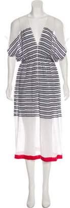 Lemlem Printed Midi Dress