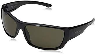 Smith Men's Forge JY 003 Sunglasses, (Matt Black/Grey)