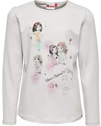 Lego Wear Girl's Friends Tallys 607-Magisches Langarmshirt Longsleeve T-Shirt