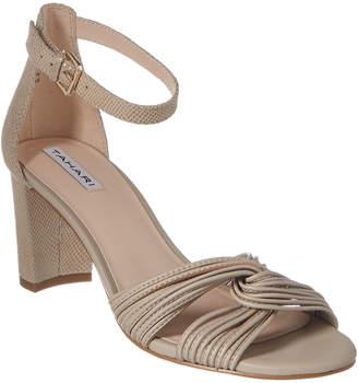 Tahari Dinara Leather Sandal