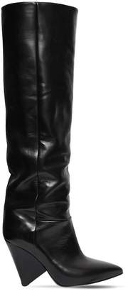 Isabel Marant 90mm Lokyo Leather Boots
