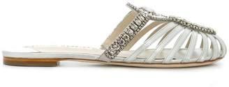 Sophia Webster rhinestone embellished sandals