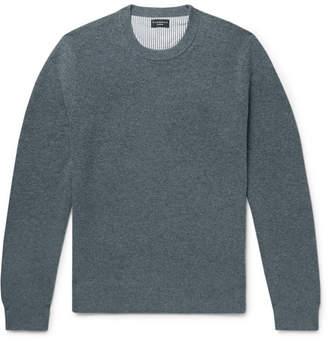 Club Monaco Ribbed Cashmere Sweater