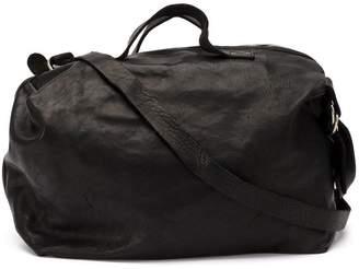 Guidi plain shoulder bag