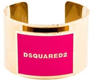 DSQUARED2 Enamel Cuff