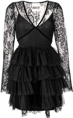 Aniye By layered ruffle dress
