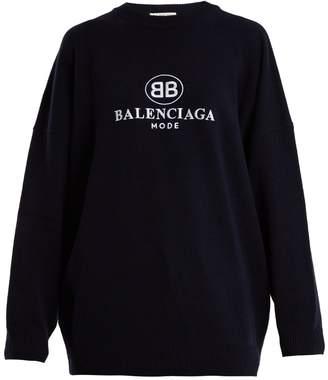 Balenciaga Embroidery top