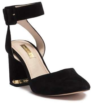 Louise et Cie Ines Block Heel Sandal