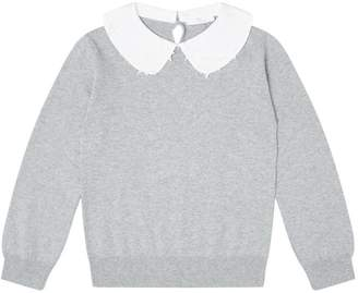 Chloé Star Collar Sweatshirt