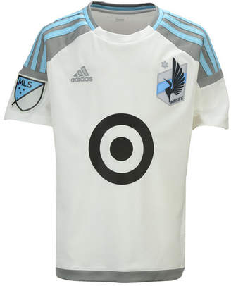 adidas Minnesota United Fc Secondary Replica Jersey, Big Boys (8-20)