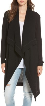 Women's 4Si3Nna Open Front Cardigan $65 thestylecure.com