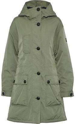 Belstaff Twill Hooded Coat