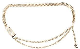 Chanel Coco Chain-Link Waist Belt