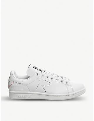 98c1e6ffe7448 Raf Simons Adidas X Stan Smith leather trainers