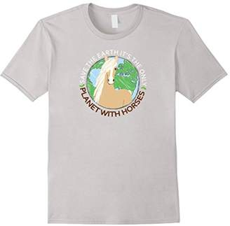 DAY Birger et Mikkelsen Palomino Horse Shirt Earth 2018 Novelty Shirt